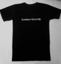 Тениска с надпис